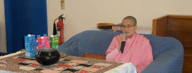 Buddha Dhamma Deshana 21 May 2015